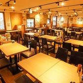 【松戸】広い空間でのテーブル席★人数様に合わせたお席をご用意致します!<焼き鳥/居酒屋/宴会>