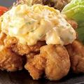 料理メニュー写真さつま赤鶏のチキン南蛮~自家製タルタルで~