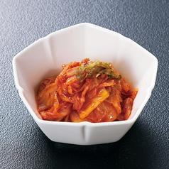 白菜キムチ/枝豆/たこわさ/山芋おろし