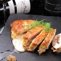 料理メニュー写真鶏肉のチーズ挟み焼き バジル風味