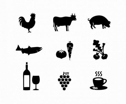 【1】新鮮な食材を毎日仕入れ、お店で丁寧に仕込んでいます。【2】契約農家・牧場や各地の漁港等から品質と安全性にこだわった俊の食材を国内外問わず厳選して仕入れています。【3】合成保存料やうまみ調味料の不使用を推進し、体にやさしく健康的なメニューをお届いたします。