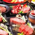 道産黒毛和牛焼肉「個別盛」コース。北海道の高級黒毛和牛(賽の目)焼肉を個別盛りでご提供致します。更に極上の各種焼肉や海鮮焼きなど充実の宴会おもてなしコースを各種ご用意しております。大切な記念日、デートなどに最適なコースや会社宴会、大人数でのご利用に最適なコースなど各種ございます。