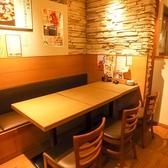 【松戸】簡単に席替えできるテーブル席!急な人数変更も柔軟に対応致します♪<焼き鳥/居酒屋/宴会>
