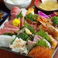 料理メニュー写真特上海鮮定食