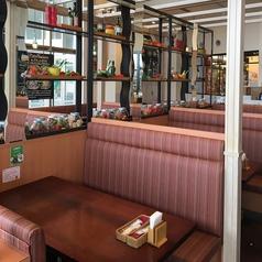カプリチョーザ イオンモール橿原店の雰囲気1
