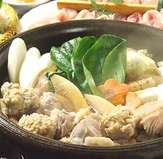 料理メニュー写真鶏すき焼き鍋(1人前)