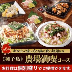 山内農場 藤沢南口駅前プライム店のコース写真