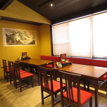 中華レストラン 長城の雰囲気1