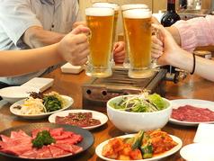 焼肉本舗 ぴゅあ 品川店の写真