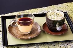 料理メニュー写真東京ドームホテルのシェフプリン