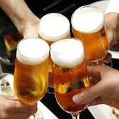 宴会にもご利用頂ける、飲み放題付プランを多数ご用意しています!