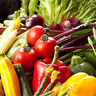 契約農家から届く旬な野菜