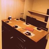 プライベート個室はお食事会やカジュアルな接待にも最適なお部屋。
