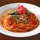 料理メニュー写真茄子&トマト
