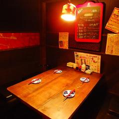 個室&牡蠣と燻屋 かつをの雰囲気1