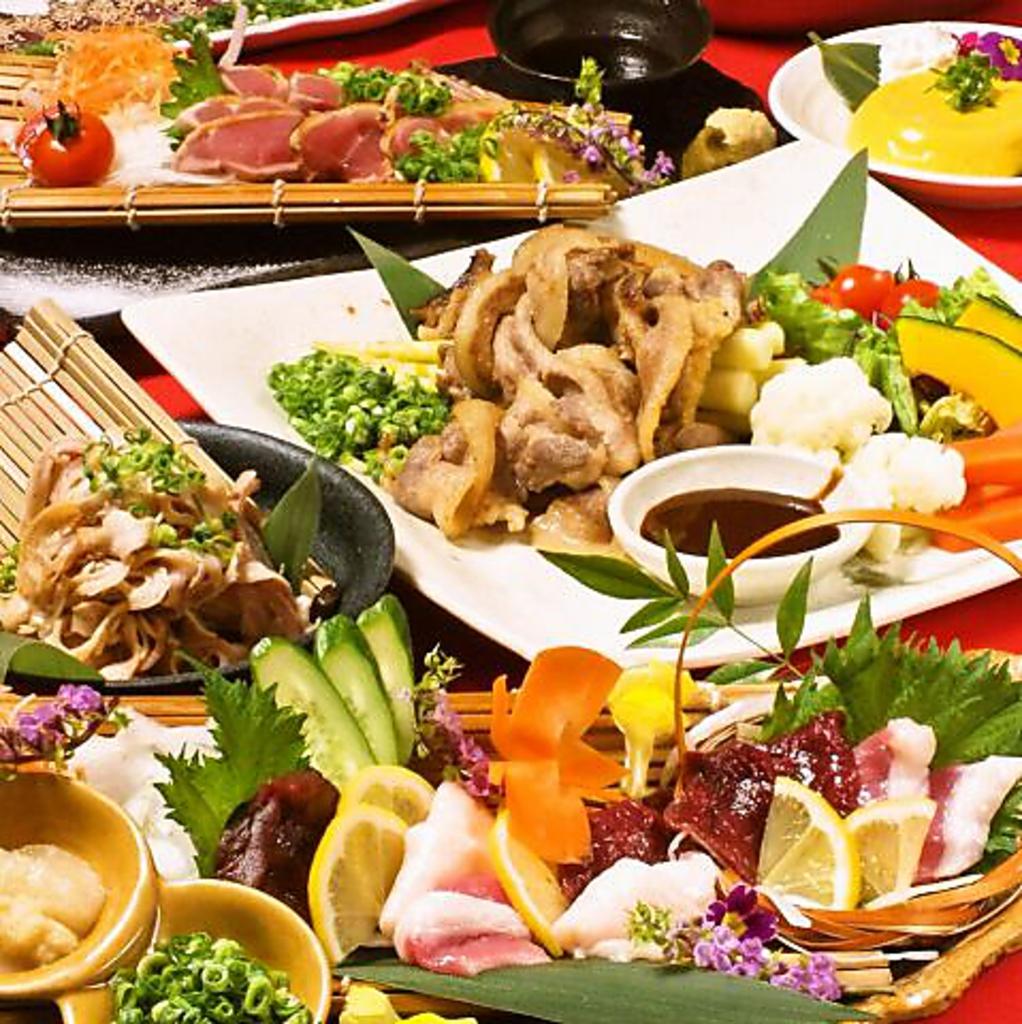 完全個室 九州料理居酒屋 かこみ庵(かこみあん)宮崎橘通西店|店舗イメージ3