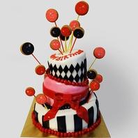こんなケーキ見たことある?オリジナルケーキ9000円~