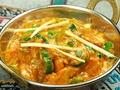 料理メニュー写真チキンカダイ Chicken Kadai