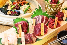 東京馬焼肉 三馬力 池袋店の写真