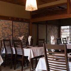 【デート・宴会・お食事会】最大16名様での半個室。お二人様でも個室利用が可能です。※予約状況により個室利用とならない場合がございます。事前店舗までにお問い合わせください。