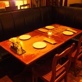 カフェ ラ ボエム Cafe LA BOHEME G-Zone銀座の雰囲気3