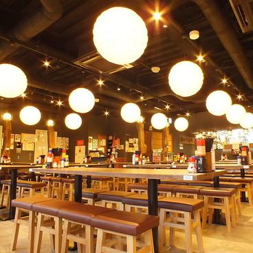 晩杯屋 バンパイヤ ファンデス上野店の雰囲気1