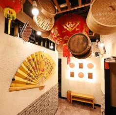 個室×博多串×蒸籠 上々 zyozyo 豊田店の雰囲気1