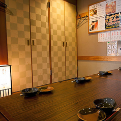 8~12名様の個室お座敷掘りごたつ席