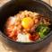 料理メニュー写真■石焼き肉味噌ビビンバ
