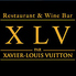 XLV Restaurant&wine BARのロゴ