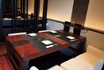 オトナのディナーに最適な空間。