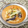 料理メニュー写真ベイガンキーマカレー Beigan Keema Curry