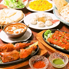 インド ネパールレストラン シリザナ 都賀店の写真
