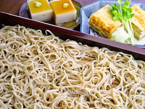 日本蕎麦 籠家