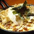 料理メニュー写真山芋のお好み焼き風