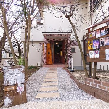 cafe&gallery Quo vadis クオバディスの雰囲気1