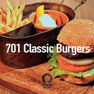 701 BROOKLYN HEIGHTS ナナマルイチ ブルックリン ハイツのおすすめ料理1