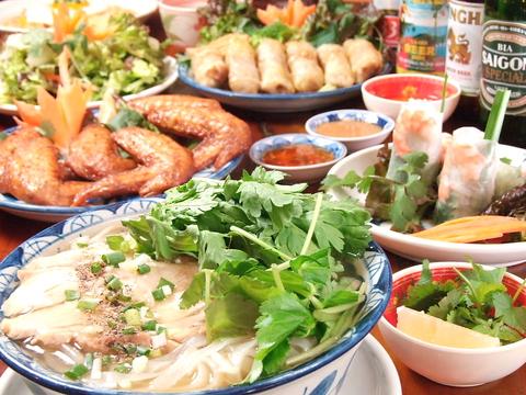 亜細亜食堂 狛江 Saigon