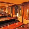 【大宴会も可能です】全席完全個室居酒屋■鶏っく
