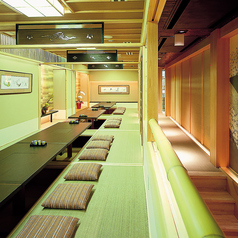 和食と地酒 個室 矗々家 難波店の雰囲気1