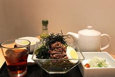 田頭茶舗のコース写真