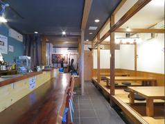 学生食堂モナリザの雰囲気1