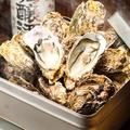 料理メニュー写真牡蠣のかんかん焼き