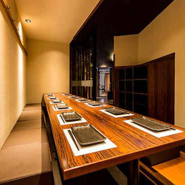 個室居酒屋 伊乃 上野店の雰囲気1