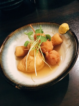 京都の日本酒とおでん べろべろばーのおすすめ料理1