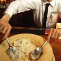 料理メニュー写真アジアゴ チーズリゾット