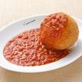 料理メニュー写真元祖 シチリア風ライスコロッケ、ミートソースがけ