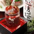 毎月変わる日本酒と焼酎!★☆ 全品 480円(税抜) ☆★ワインの他にもこだわりの日本酒や焼酎もありますので是非!