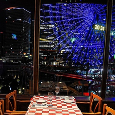 L.A.S.T カリフォルニア レストラン みなとみらいワールドポーターズの特集写真