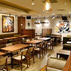 瓦 ダイニング kawara CAFE&DINING 津田沼PARCO店の雰囲気1